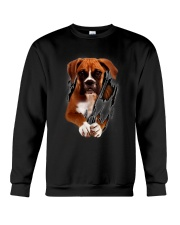 Boxer Beauty Crewneck Sweatshirt tile