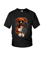 Boxer Beauty Youth T-Shirt tile