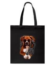Boxer Beauty Tote Bag thumbnail