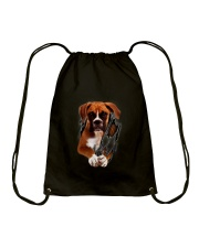 Boxer Beauty Drawstring Bag thumbnail