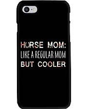 Horse Mom Like A Regular Mom  Phone Case tile