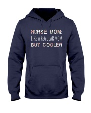 Horse Mom Like A Regular Mom  Hooded Sweatshirt thumbnail