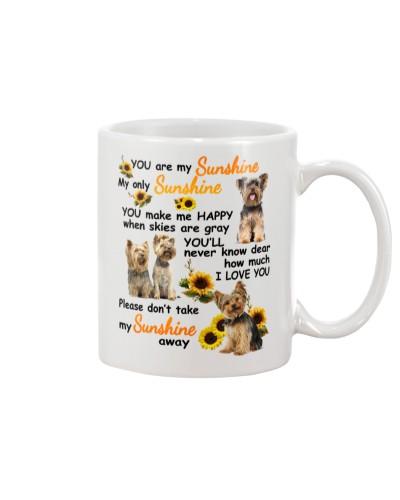 Yorkshire Terrier - People Should
