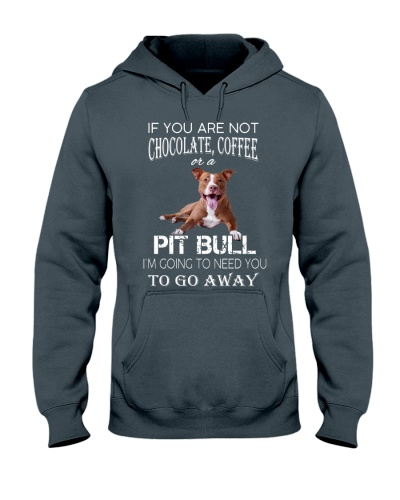Pit Bull I'm Going To Need You To Go Away