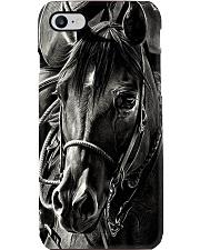 Horse Black Beauty Phonecase Phone Case i-phone-7-case