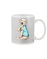 Labrador I Love Mom Tattoo Mug thumbnail