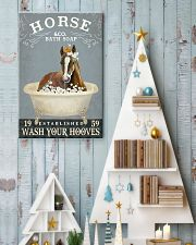 Horse Bath Soap Co 11x17 Poster lifestyle-holiday-poster-2