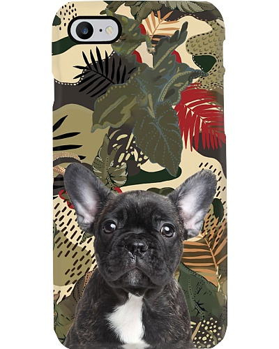 French Bulldog Beauty Phone Case