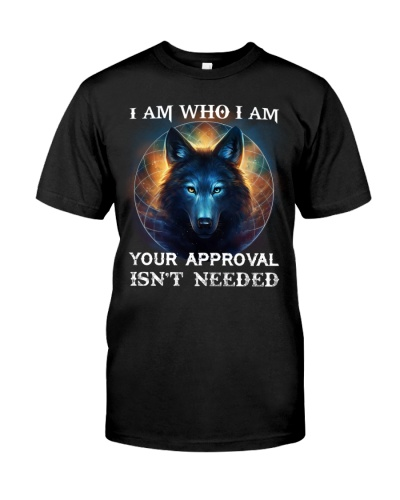 Wolf I Am Who I Am