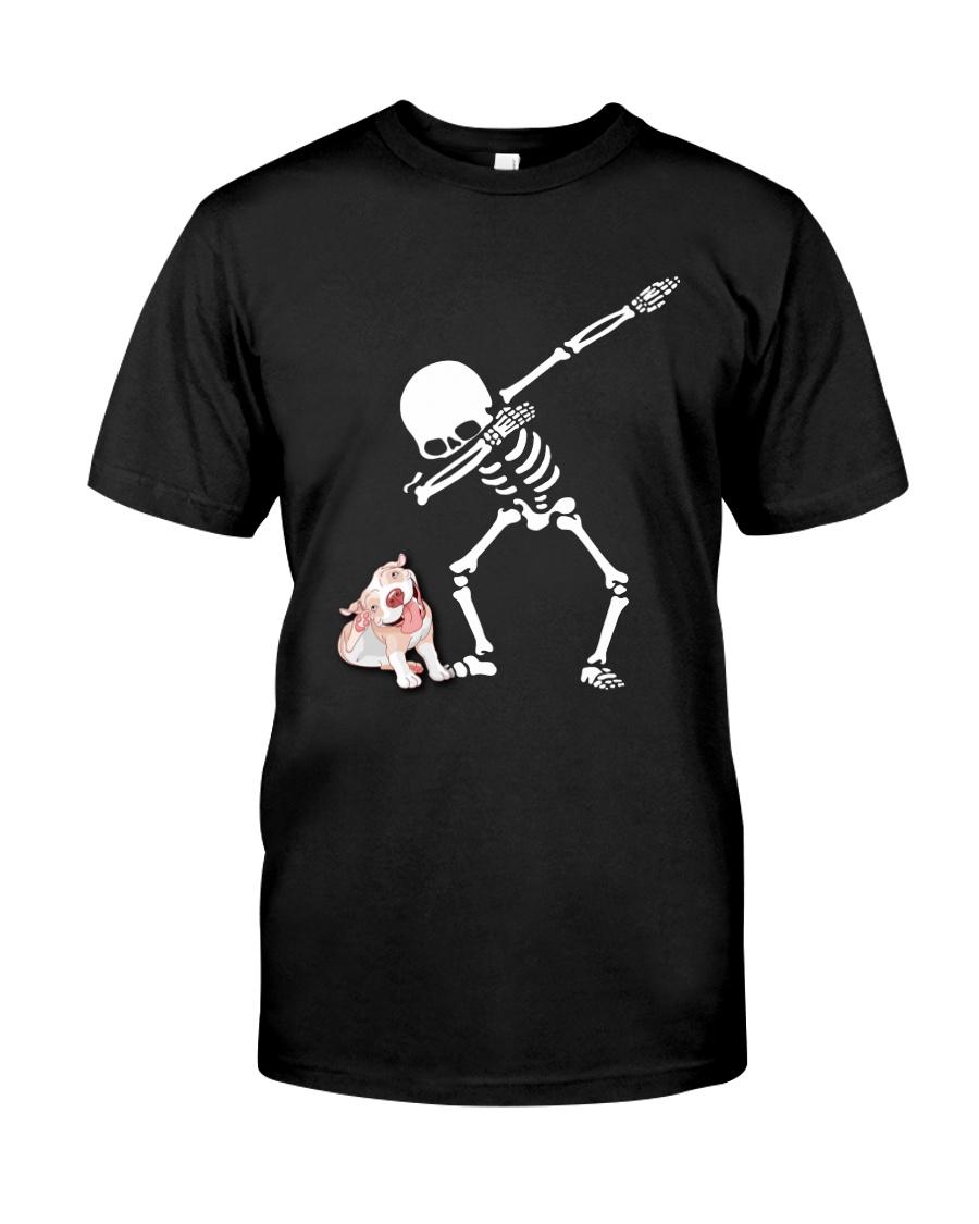 Pit bull Dab Classic T-Shirt