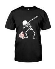 Pit bull Dab Classic T-Shirt front