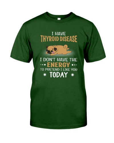PUG - THYROID DISEASE