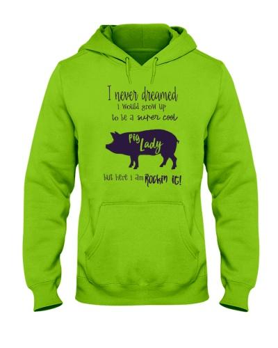 Pig - I Never Dreamed