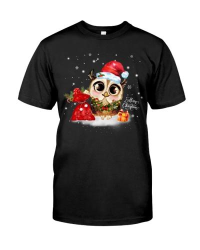 Owl Christmas Gift