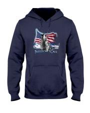Freedom's call Hooded Sweatshirt thumbnail