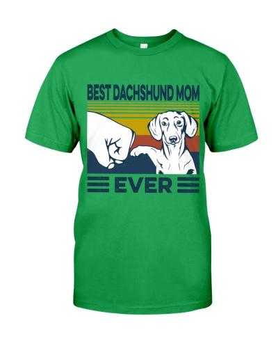 Best Dachshund Mom