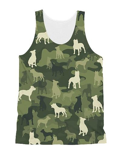 Pitbull Camouflage