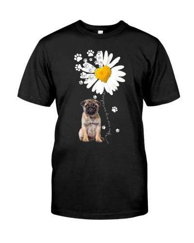 Pug You Are My Sunshine