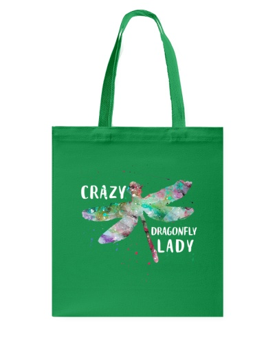 Dragonfly Lady - Crazy