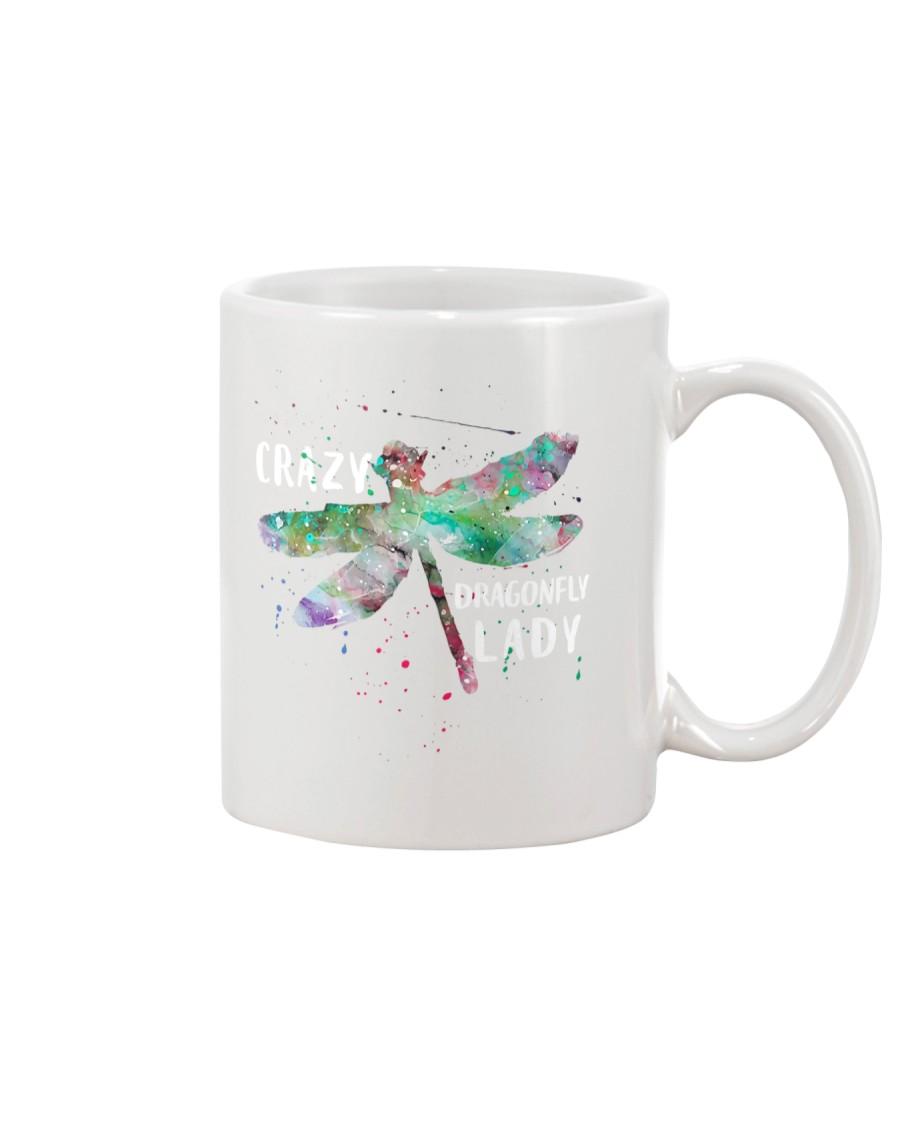 Dragonfly Lady - Crazy Mug