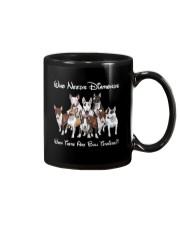 bull terrier diamonds Mug thumbnail