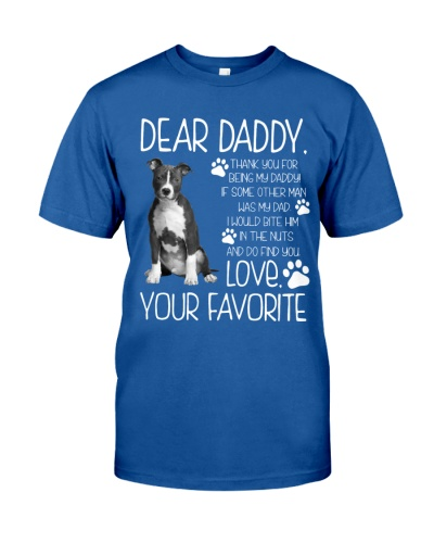 Pitbull Dear Daddy