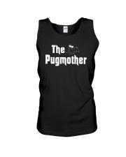 Pug Mothers Unisex Tank thumbnail