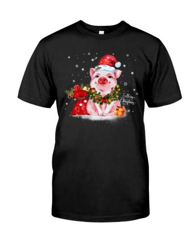 Pigs Christmas Gift