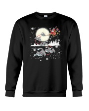 Cat Christmas Crewneck Sweatshirt front
