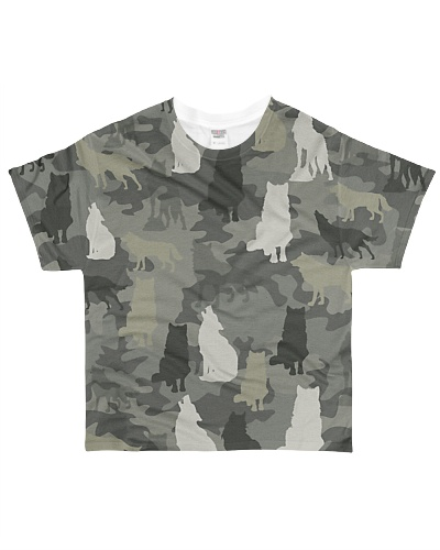 Wolf Camouflage