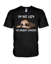Sloth Energy Efficient V-Neck T-Shirt thumbnail