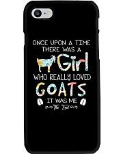 Goat Girl Phone Case thumbnail