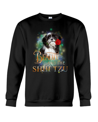 BEAUTY AND THE SHIH TZU