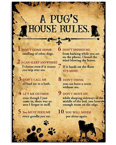 Pug's House Rules