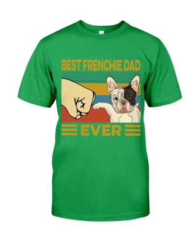 Best Frenchie Dad Vintage