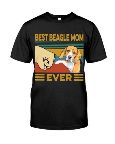Best Beagle Mom Vintage
