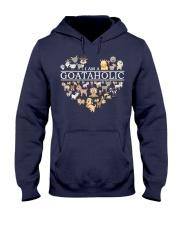 Love Goat Hooded Sweatshirt front