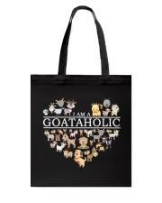Love Goat Tote Bag thumbnail