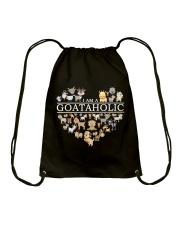 Love Goat Drawstring Bag thumbnail