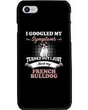 Need my French Bulldog Phone Case thumbnail