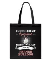Need my French Bulldog Tote Bag thumbnail