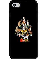 Greyhound Christmas Phone Case thumbnail