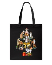 Greyhound Christmas Tote Bag thumbnail