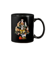 Greyhound Christmas Mug thumbnail