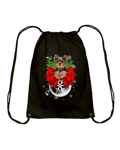 Yorkshire Terrier Christmas Ball