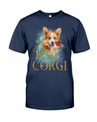 Beauty and the Corgi
