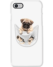 Pug Inside Pocket Phone Case thumbnail