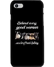 French Bulldog Phone Case thumbnail
