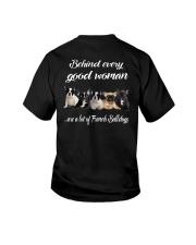 French Bulldog Youth T-Shirt thumbnail