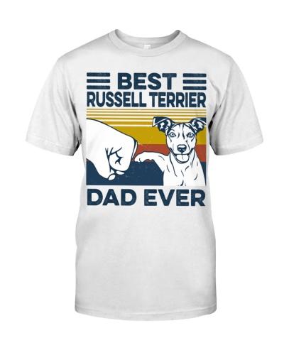 Best  Russell Terrier Dad